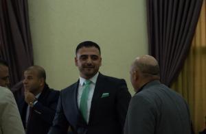 أحمد الزعبي مبارك الخطوبة