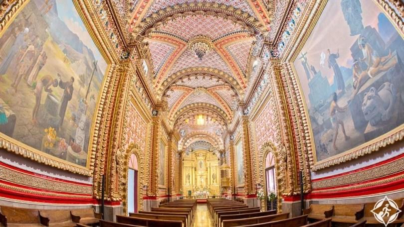 بالصور .. أفضل المناطق السياحية في مدينة موريليا المكسيكية
