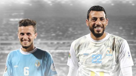 """لاعبا الفيصلي""""معتز ياسين و أبو جلبوش"""" يتعالجان في قطر"""