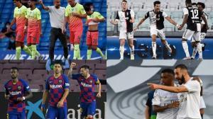 جدول مواعيد مباريات إياب الدور ثمن النهائي لدوري أبطال أوروبا