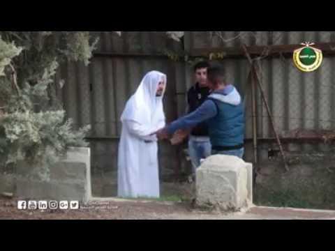 الكاميرا الخفية ومقلب المقبرة في مدينة الخليل
