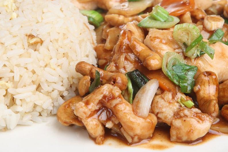 أسهل وصفة دجاج بالكاجو