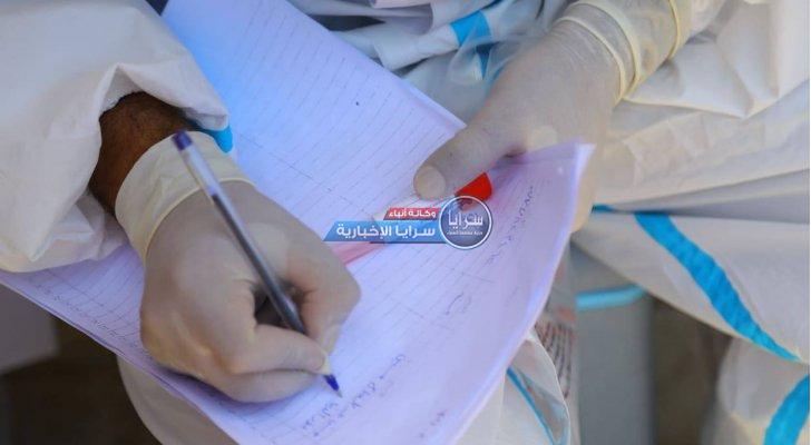 12 ألفاً و317 إصابة كورونا نشطة في الأردن