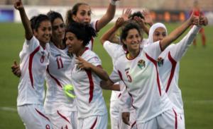 إرث الأردن يزيّن مستقبل كرة القدم النسائية