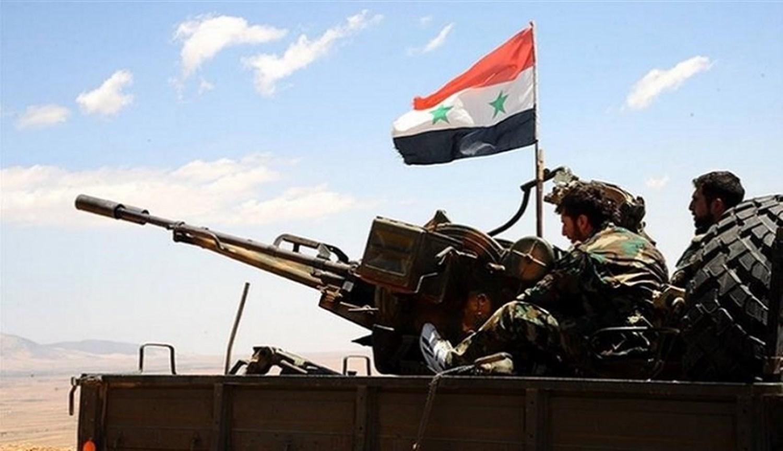 الجيش السوري يوجه ضربات مكثفة للمجموعات الإرهابية في ريف حماة