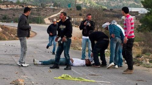 """استشهاد فلسطيني برصاص الاحتلال قرب مستوطنة """"كريات أربع"""""""