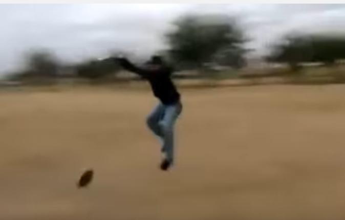 بالفيديو  ..  اجمل مقطع الضحك
