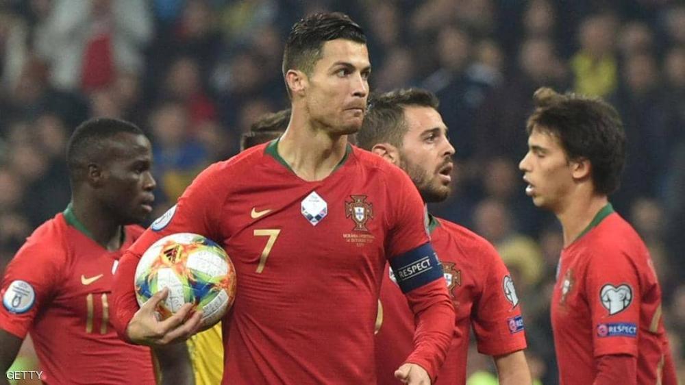 """تصنيف """"الفيفا"""" ..  البرتغال تطارد """"الكبار"""" ولا تغيير بالصدارة"""