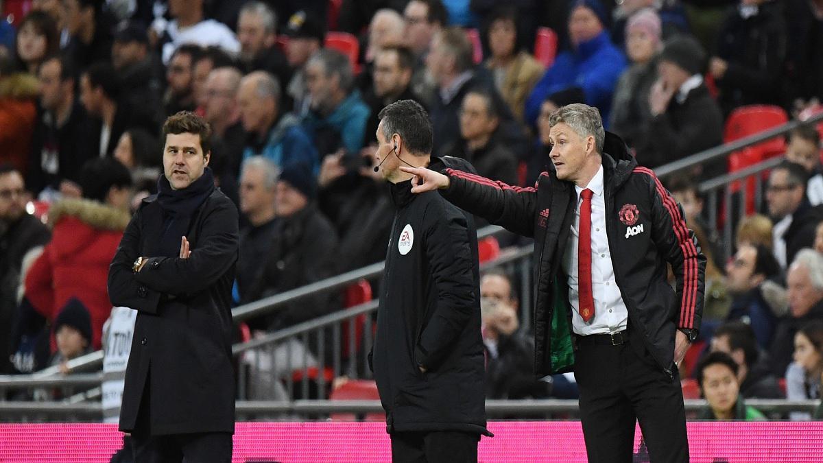 استفاقة مانشستر يونايتد مع سولشاير تدفع بوكيتينو للبحث عن فريق آخر