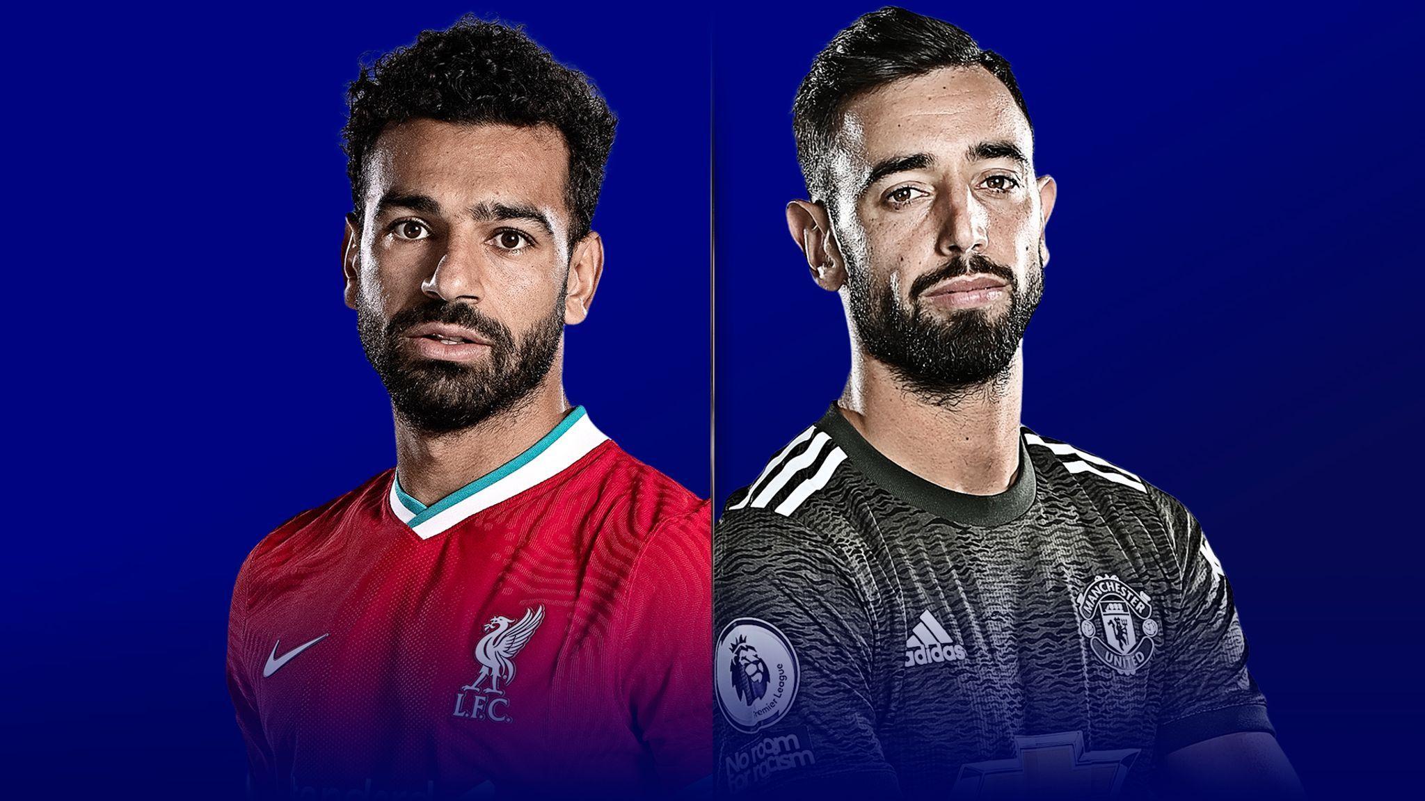 مانشستر يونايتد ضد ليفربول  ..  أبرز مباريات الأحد 2021/01/24