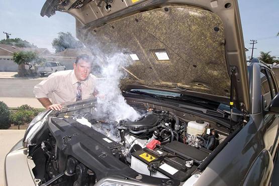 أخطاء شائعة قد تدمر محرك سيارتك