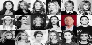 أنجلينا جولي .. من قائمة اللواتي اعترفن بتحرش إمبراطور هوليوود، وينشتاين، وصلت اليوم 36 امرأة