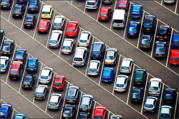 طرق تساعدك على تذكر مكان ركن السيارة