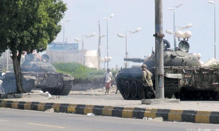 قلاع اليمن تسقط.. السيطرة مطار