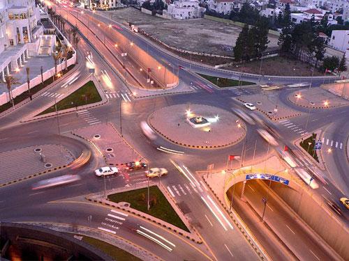 إغلاق طرق رئيسية في عمان الجمعة