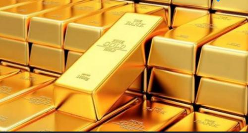 الذهب يتخلى عن أعلى مستوى في 4 أسابيع