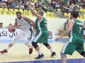 الوحدات يتغلب على الأهلي في الدوري الأردني لكرة السلة
