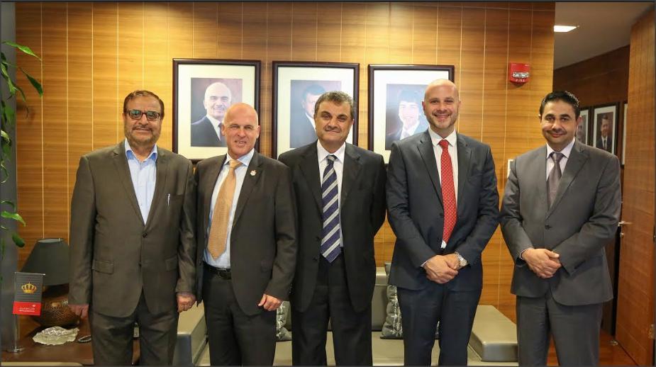 الملكية الأردنية وجمعية وكلاء السياحة تؤكدان إستمرار التعاون في خدمة قطاع السفر الأردني