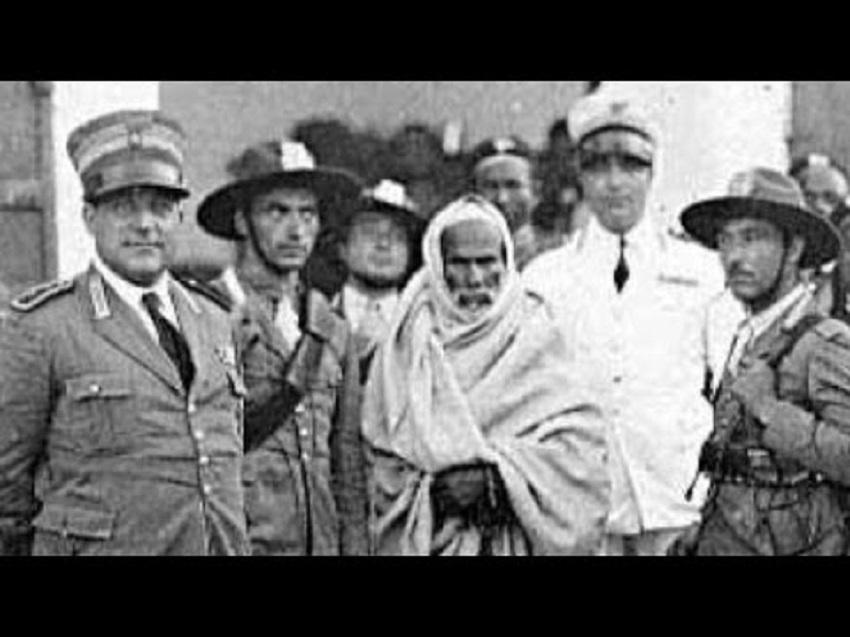 سجان عمر المختار يروي كواليس ليلته الأخيرة  في ذكرى إعدامه الـ(87)