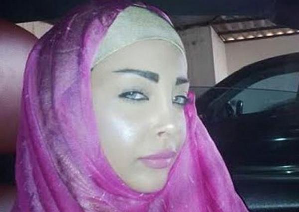 صورة: شقيقة هيفاء وهبي تتخلى عن الاثارة وترتدي الحجاب