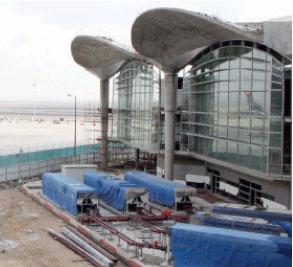 مطار الملكة علياء يبدأ العمليات التشغيلية في مبناه الجديد