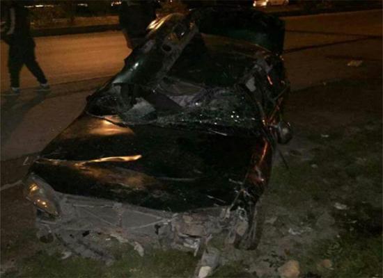 وفاة و 5 إصابات بحادث مروع في اربد