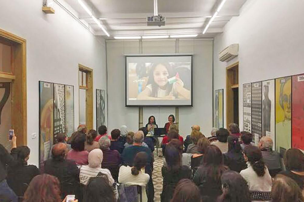 (دارة الفنون) تحتضن أولى فعاليات المتحف الفلسطيني