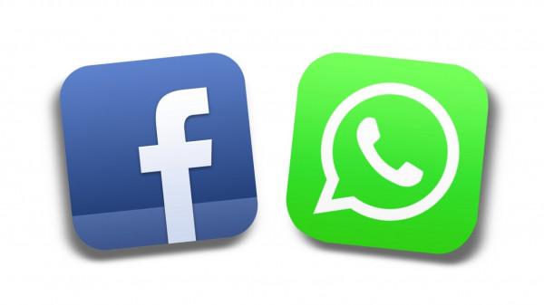 تطبيق (واتساب) يوضح علاقته بتطبيق (فيسبوك) ..  ويجيب