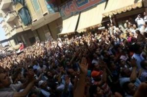 """""""مليونية الغضب"""" تنطلق من غزة الجمعة!"""