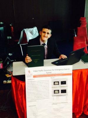 """مبارك التخرج للمهندس """"محمد المحادين"""" من جامعة UCIS من ماليزيا"""