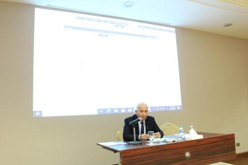 لقاء موسع للنيابات العامة من اجل استخدام التكنولوجيا والعقوبات البديلة