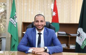 الدكتور احمد كليب  ..  مبارك الترقية الى استاذ مشارك