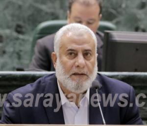 النائب ابو السيد لسرايا : ارادة شعبية وبرلمانية للضغط على الحكومة بالتراجع عن تسليم اراضي الباقورة لاسرائيل