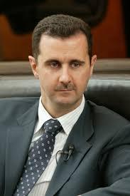 """الاسد يؤكد ان تنحيه لا يحل الازمة ويجدد استعداده للتفاوض مع """"من يسلم سلاحه"""""""