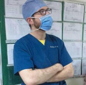 طبيب أردني الأول عالميا بامتحان مزاولة الطب الامريكي