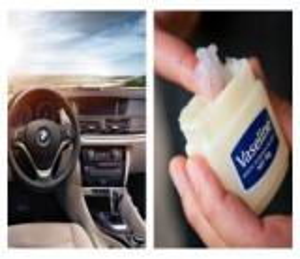 فوائد الفازلين للسيارة