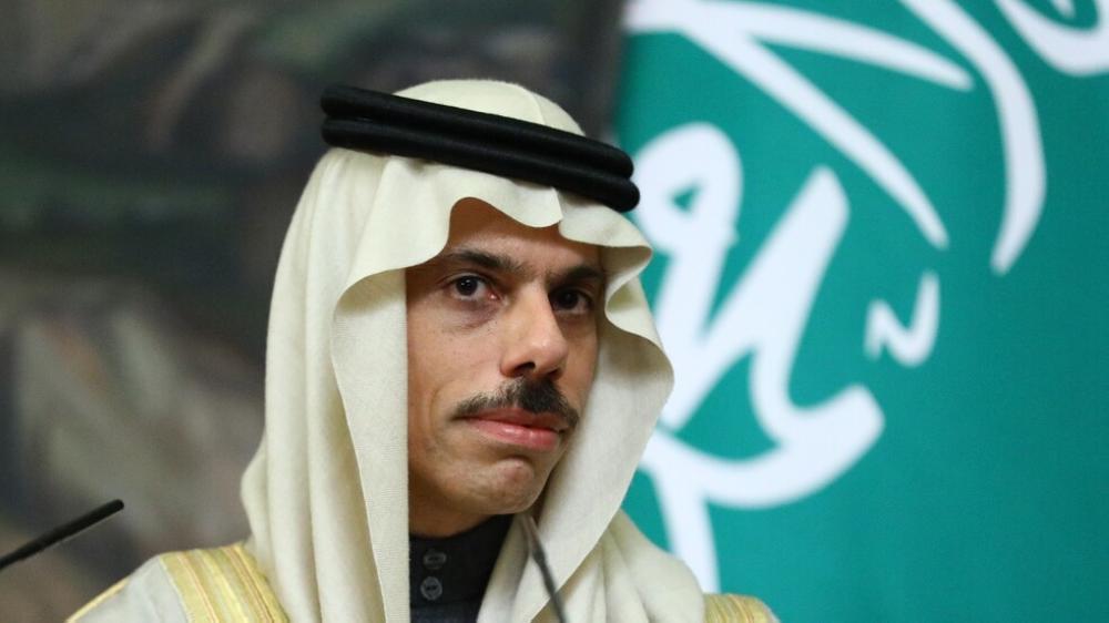 """تصريحات لافتة لوزير الخارجية السعودي بشأن إيران ..  """"الشراكة"""""""