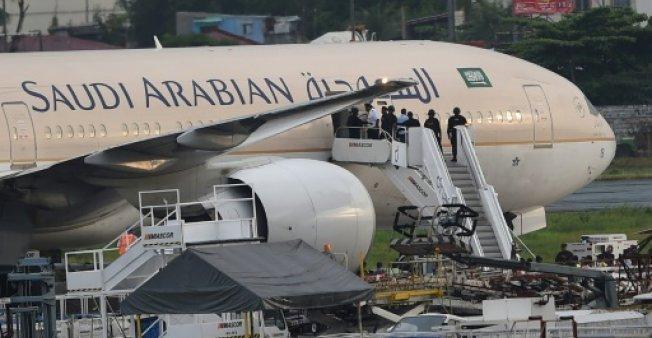 عطل فني في الخطوط الجوية السعودية يؤخر رحلات العديد من الحجاج
