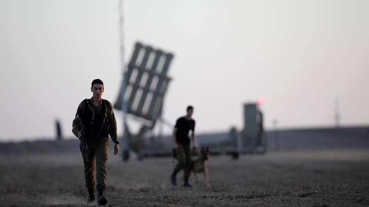 الجيش الإسرائيلي: إطلاق قذيفتين من غزة باتجاه إسرائيل