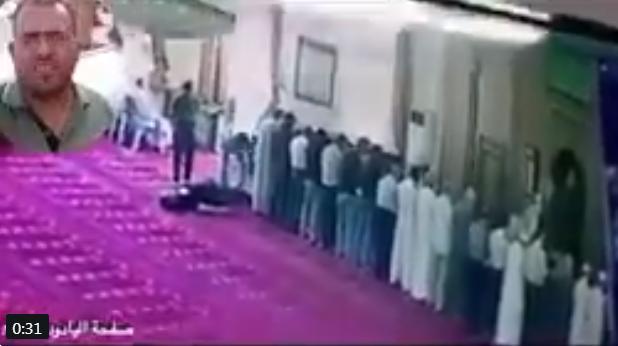 فيديو تقشعر له الابدان  ..   أردني يُفارق الحياة أثناء تأديته صلاة الظهر في رمضان