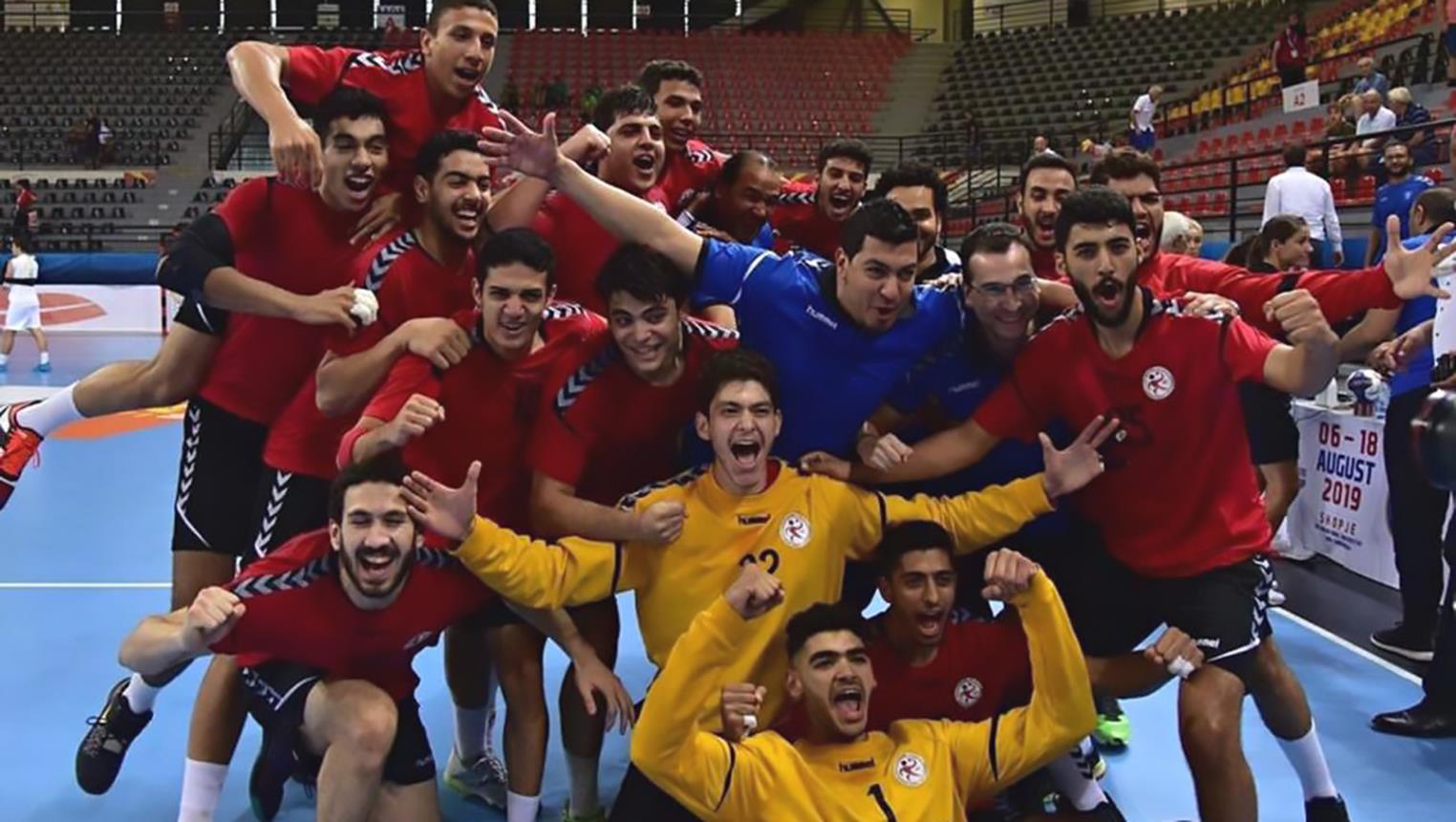 إنجاز تاريخي ..  منتخب مصر لكرة اليد يُفرح مواقع التواصل