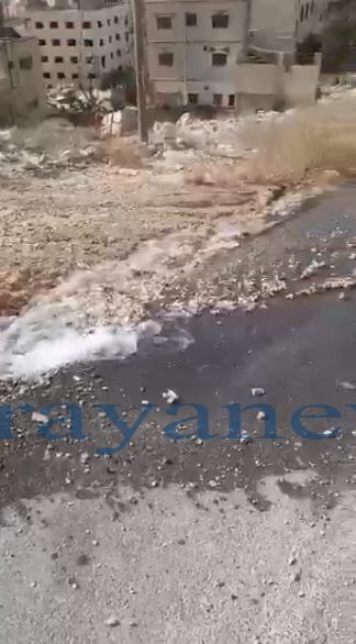 هدر للمياه بأكثر من محافظة دون استجابة الوزارة لبلاغات المواطنين ..  فيديو وصور