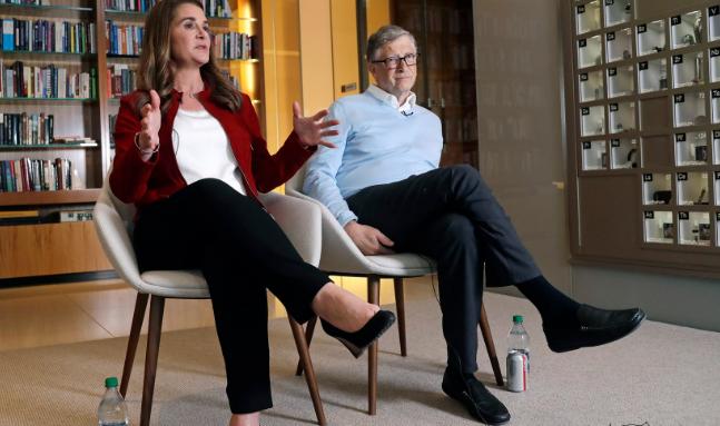 كيف سيتقاسم بيل غيتس وميليندا ثروتهما؟