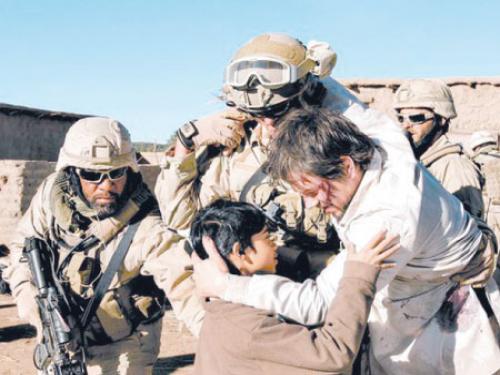 (الناجي الوحيد) ..  هوليود في أفغانستان