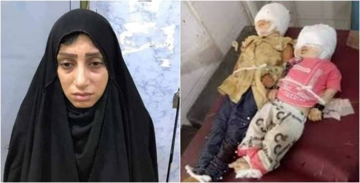 حكم الإعدام ينتظر عراقية ألقت طفليها في نهر دجلة