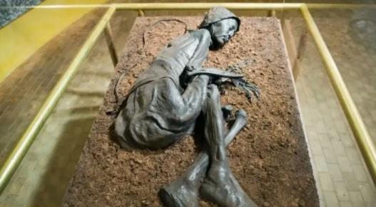 العلماء توصلوا إلى حل لغز جثة رجل تولوند