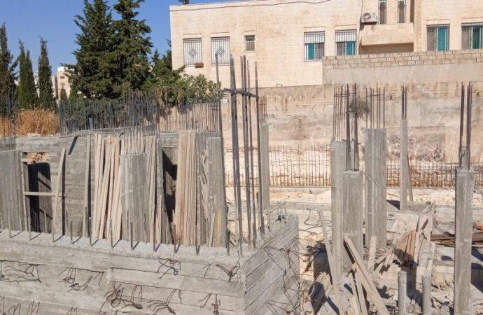 إيقاف 14 ورشة بناء وحفر عن العمل خلال عطلة العيد