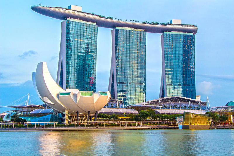 بالصور  ..  أماكن سياحية في سنغافورة