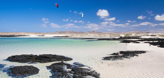 بالصور .. جزر إسبانيا السياحية