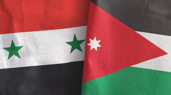 وفد حكومي سوري يزور الأردن الاثنين